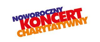 Logotyp akcji Noworoczny Koncert Charytatywny