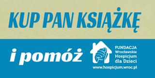 Logotyp akcji Kup Pan Książkę