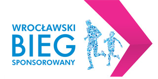 Logotyp Wrocławskiego Biegu Sponsorowanego