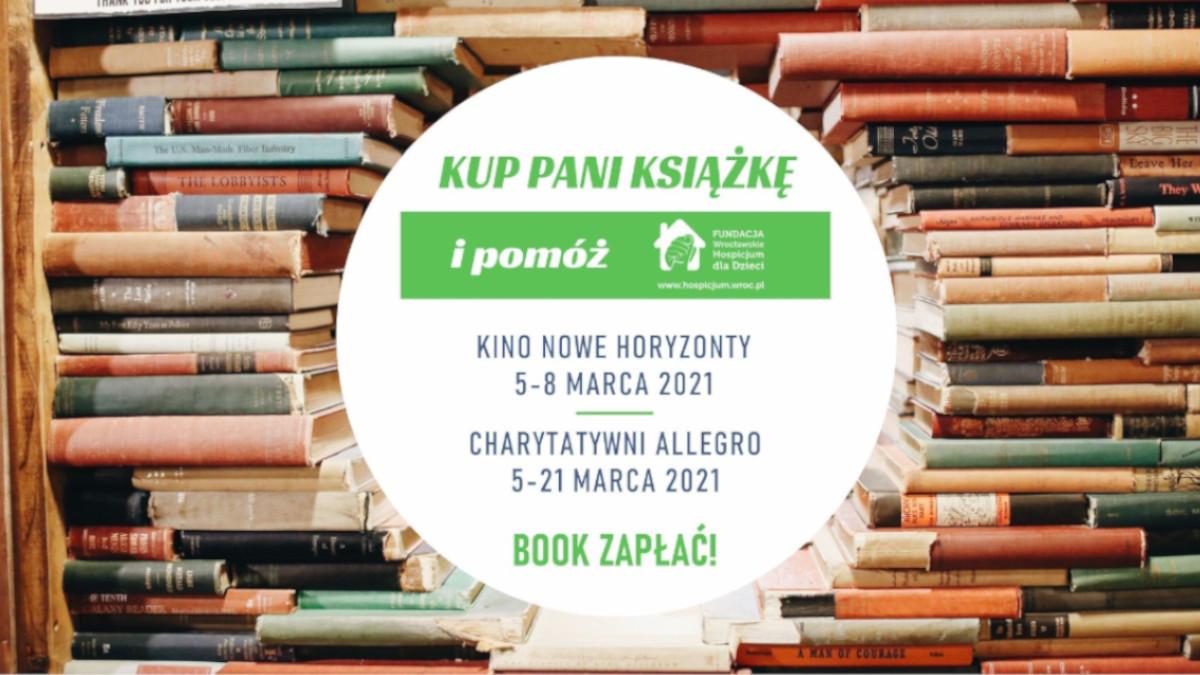 Kiermasz - Kup Pani Książkę