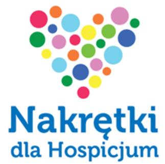 Nakrętki dla Hospicjum - logo
