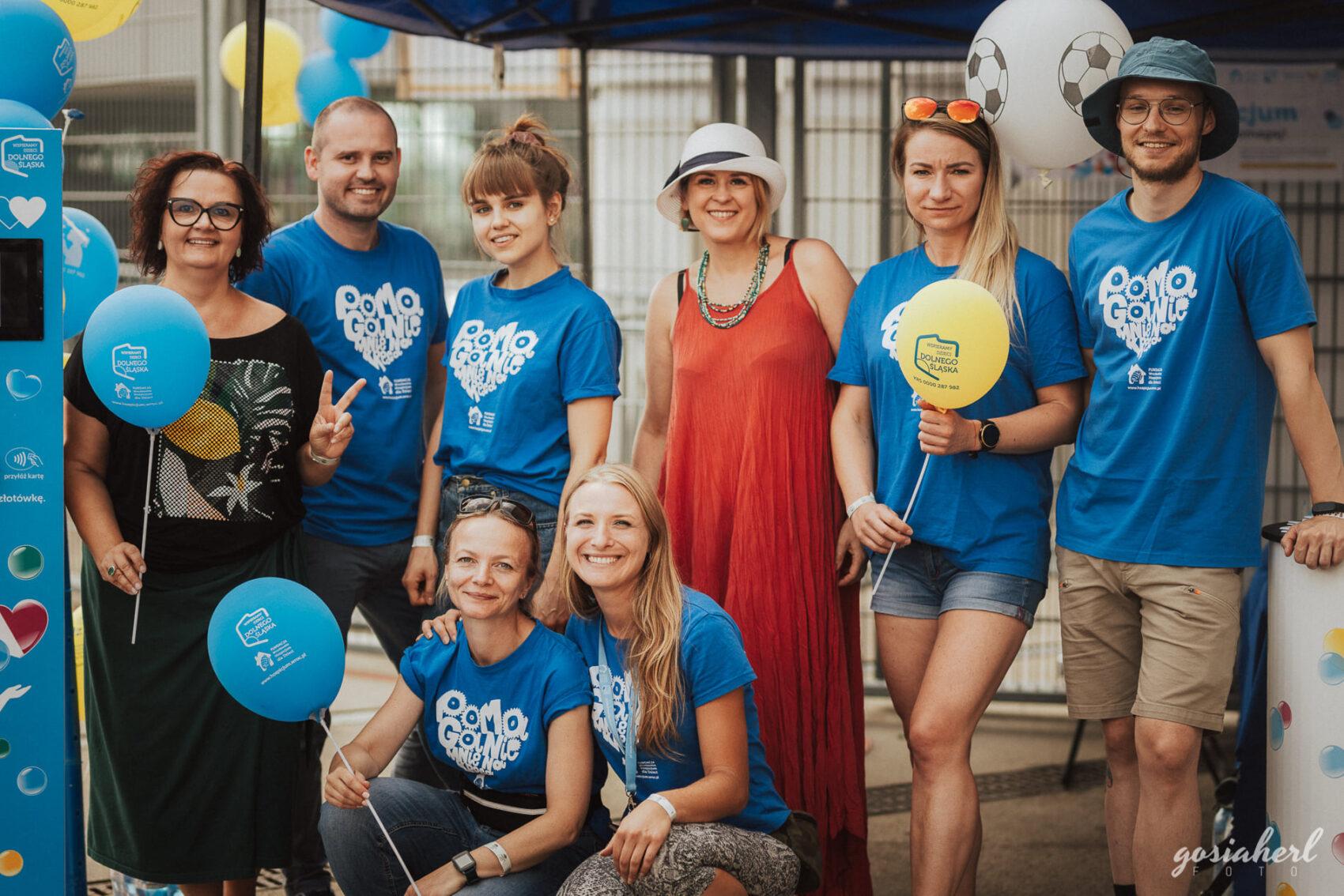 Podsumowanie akcji American Cars Mania - Fundacja Wrocławskie Hospicjum dla Dzieci